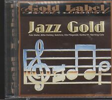 JAZZ GOLD CD AS Pictured