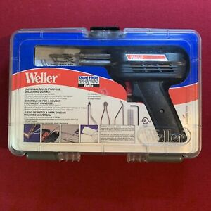 Weller | Soldering Gun |  8200PKS | 140/100 Watt |  With Case