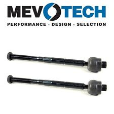 NEW For Chevrolet Colorado GMC Canyon 4WD Pair Set of 2 Front Inner Tie Rod Ends