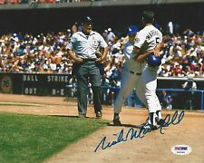 Mike Marshall Los Angeles Dodgers signed 8x10 photo PSA/DNA # X60560