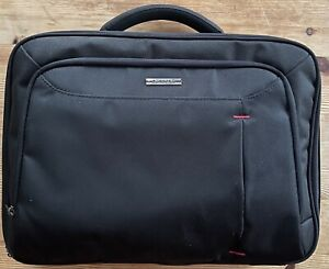 """SAMSONITE 16"""" OFFICE CASE LAPTOP TABLET BAG WITH SHOULDER STRAP NEW WITHOUT TAGS"""