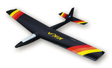 SIG Ninja Balsa Wood RC R/C Remote Control Airplane Glider Kit SIGRC63 RC63