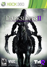 Darksiders II (2) New Xbox 360 Brand New Factory Sealed