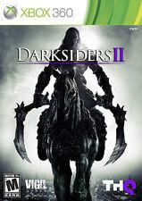 Darksiders II (2) New Xbox 360 Brand New Factory Sealed