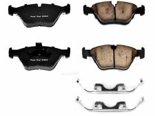 For 2001-2005 BMW 525i Disc Brake Pad and Hardware Kit Front Power Stop 34455XM