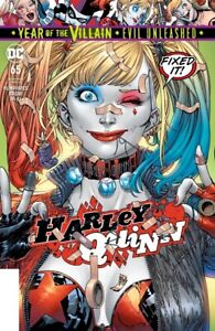 HARLEY QUINN (2016) #65 - New Bagged