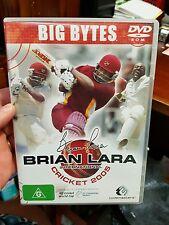 Brian Lara International Cricket 2005 - PC GAME - FREE POST