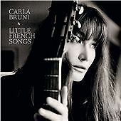 Little French Songs, Carla Bruni, Good Deluxe Edition, DualDisc, Box se