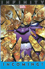 INFINITY INCOMING (Marvel) by Paul Jenkins, Stan Lee : WH4#MC : PB851 : NEW BOOK