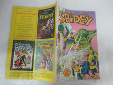 Spidey Numéro 53 du 10 Juin 1984 (Les X-Men,Crystar,)  / LUG