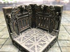 NEW Dwarven Forge Painted Resin Den of Evil Corner D&D
