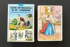 Astro Mythological Lenormand Fortune Telling Oracle Cards Deck Grimaud Vtg