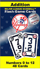 12 BOX CASE NEW YORK YANKEES MLB ADDITION FLASH GAME CARDS! 12 BOXES!
