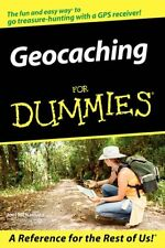 Geocaching For Dummies by Joel McNamara