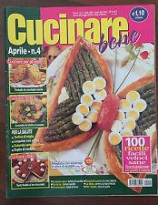 R23>  CUCINARE BENE  -  SFOGLIATA CON ASPARAGI  - N 4 APRILE 2002