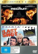 The Recruit  / The Last Shot (DVD, 2008) R4 *2 Movie Collection*