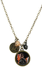 The Hunger Games Authentic Movie Prop Katniss District 12 Single Chain Necklace