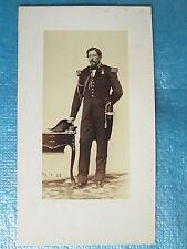 CELEBRITE MILITAIRE photo datée du 26 septembre 1868.