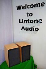 AVI DM10 ACTIVE LOUDSPEAKERS / CHERRY / PRE-OWNED