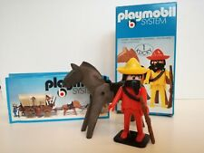 Playmobil 3343 - Mexican bandit with Horse (Klicky-box, OVP) II