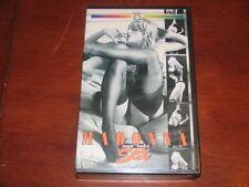 MADONNA NON SOLO SEX // EDEN VIDEO UNIVIDEO CV 179  VHS NEW