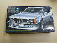 TAMIYA 1/24 BMW M635CSi Sports Car Model Kit #2458 BRAND NEW Made in Japan