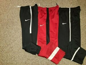 Lot of 3 boy's Nike Dri-fit athletic pant size Medium 10-12