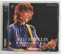 LED ZEPPELIN / KNEBWORTH DAY 2, 1979, 3-CDS THE DEFINITIVE VERSION, MOONCHILD