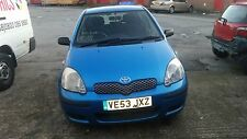 Toyota yaris 2003-2005 1.3 breaking for spares parts