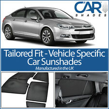 Citroen C5 4dr 08 On CAR WINDOW SUN SHADE BABY SEAT CHILD BOOSTER BLIND UV