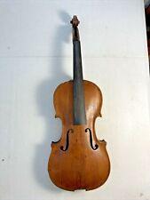 Antonius Stradivarius Antique A + S 1768 Violin Repaired 1941 - Needs Restore #1