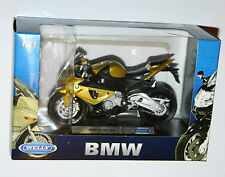 Welly - BMW S1000RR Motorbike Model Scale 1:18