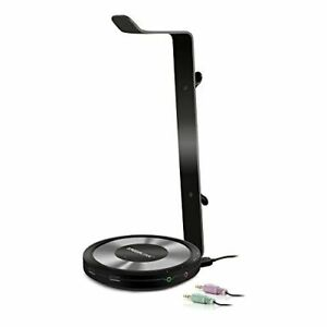 Speedlink Estrado Multi-Functional Gaming Headset & Sound Card   Black
