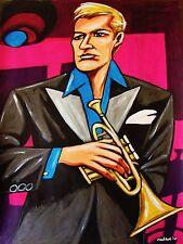 CHRIS BOTTI PRINT poster trumpet italia live in boston cd thousand kisses hits