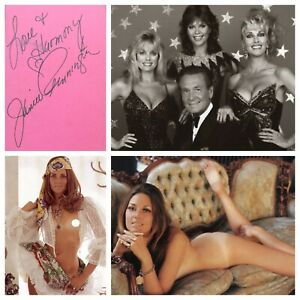 JANICE PENNINGTON SIGNED AUTOGRAPHED PHOTO. THE PRICE IS RIGHT. PLAYBOY.