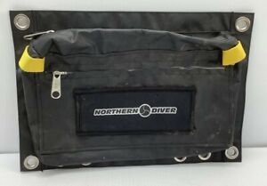 Northern Diver Zipped Bag diving heavy  15x10
