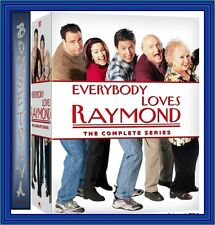 EVERYBODY LOVES RAYMOND COMPLETE HBO SERIES 1- 9 DISCS *BRAND NEW DVD*