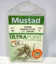 Mustad 3262 #2 100CT Blue Aberdeen Hook 7542