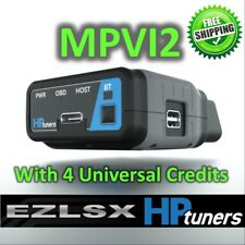 HP Tuners MPVI2 VCM Suite GM Chevy Ford Dodge 4 Credits  FREE $25 EBAY GIFT CARD