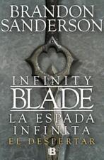 La espada infinita de Brandon Sanderson - PAPERBACK - Libro Nuevo - Español new