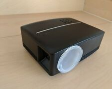 GP80 Portable Projector 1800 Lumens Home Theater with HDMI VGA