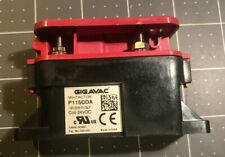 Gigavac P115CDA Minitacor Contactor 24VDC Coil 50A