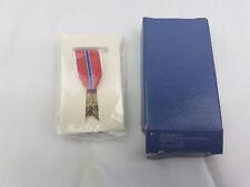 (a19-023) us medalla estrella de bronce Medal miniatura original con caja de 1983