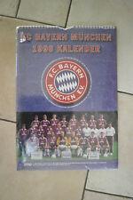 FC Bayern München  Kalender 1996 original verpackt - absolute Rarität -