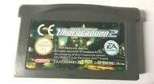 NEED FOR SPEED underground 2 - Nintendo Game Boy Advance GBA - Eur. -