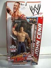WWE Over the Limit 2011 John Cena MOC