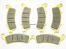Front Rear Brake Pads For Honda VTX 1800 2005-2011 / GL 1800 2001-2005 FA261FR