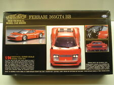 Marui Vintage 1:24 Scale Ferrari 365GT4 BB Model Kit - New - Motorisable