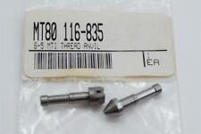 New Mitutoyo 5 8 Tpi 25 5mm Thread Anvils For Universal Or Pana Micrometer
