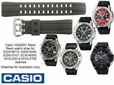 Genuine Casio Watch Strap Band ECW-M300 EQW-M710 EQW-500E WVQ-143 WVQ-550 WVQ570